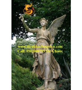 tượng thiên thần22